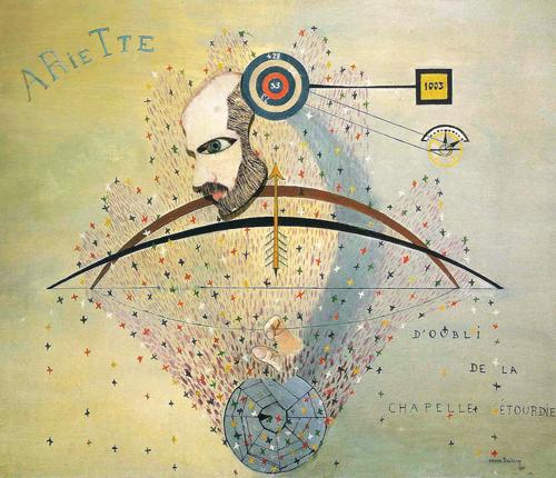 Ariette d'oubli de la chapelle étourdie - Suzanne Duchamp