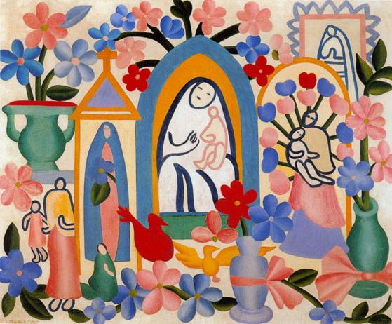 Brazilian Religion, 1927 - Тарсіла ду Амарал