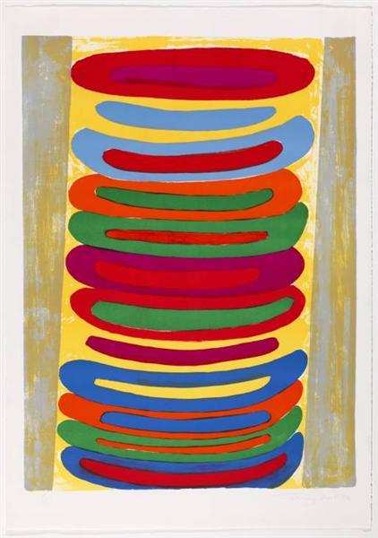 Zebra, 1972 - Террі Фрост