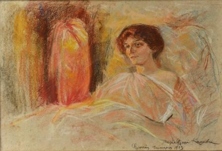 Marie Bonaparte, 1913 - Thalia Flora-Karavia