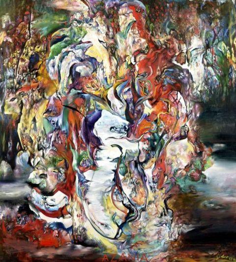 Azania, 1988 - Theo Gerber