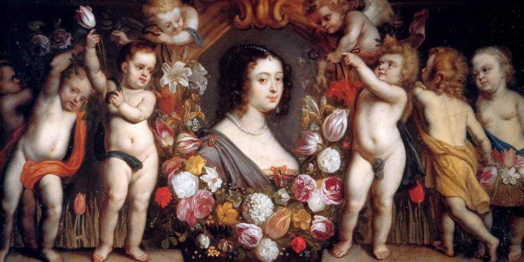 Francoise van Bever - Theodoor van Thulden