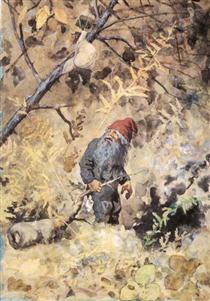Goblin - Theodor Severin Kittelsen