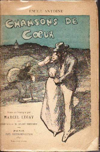 Chansons de Coeur, 1896 - Theophile Steinlen