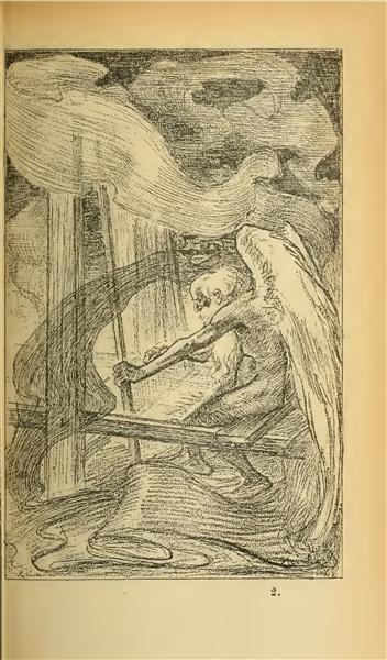 La Chanson De L'Oubli - Theophile Steinlen