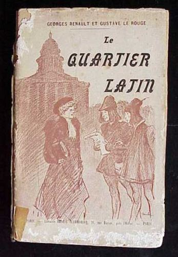 Le Quartier Latin, 1899 - Theophile Steinlen
