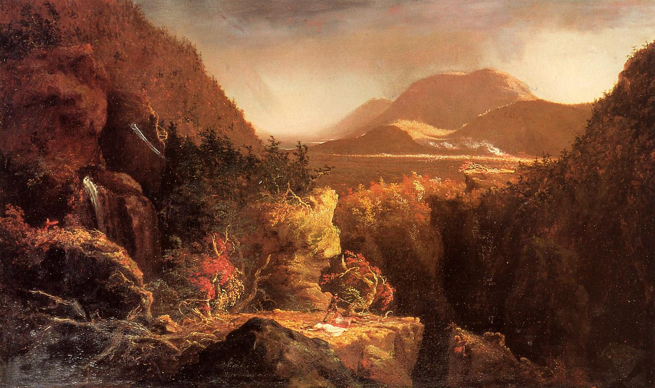 Art History News Thomas Cole And The Birth Of Landscape Painting
