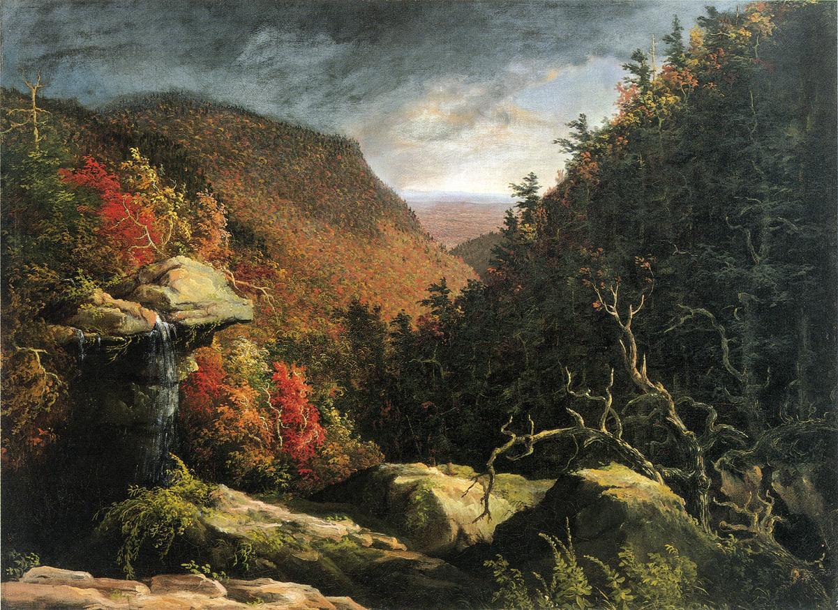 哈德逊河派Hudson River School - 水木白艺术坊 - 贵阳画室 高考美术培训