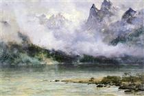 Alaska Scene near Juneau - Thomas Hill