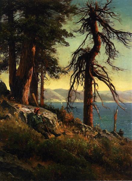 Lake Tahoe - Томас Хілл