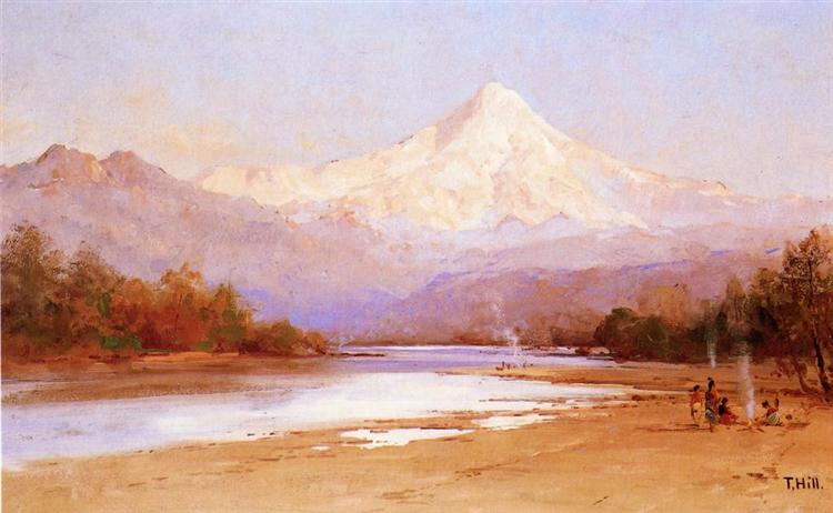 Mount Hood - Thomas Hill