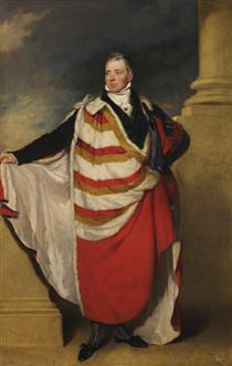 George Henry Fitzroy - Thomas Lawrence