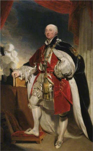 John Jeffreys Pratt - Thomas Lawrence