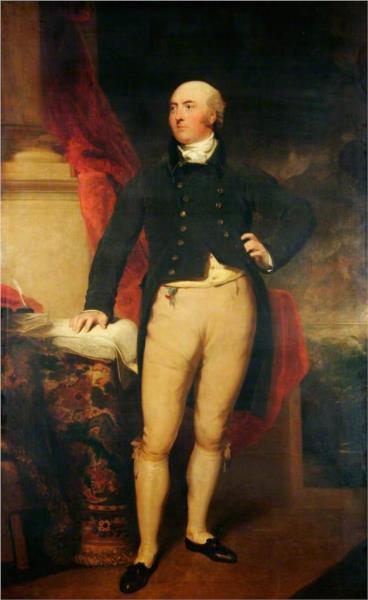 Thomas William Coke, 1814 - Thomas Lawrence