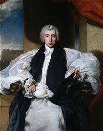 William van Mildhert - Thomas Lawrence