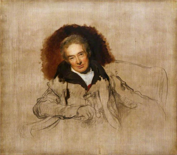 William Wilberforce, 1828 - Thomas Lawrence