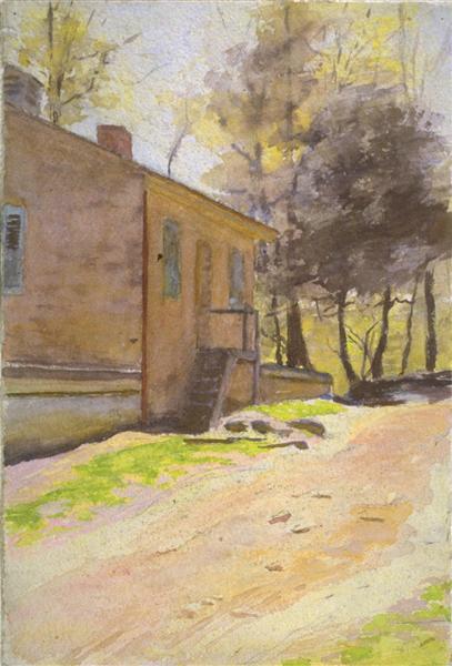 Pennsylvania Scene, 1893 - Thomas Pollock Anshutz