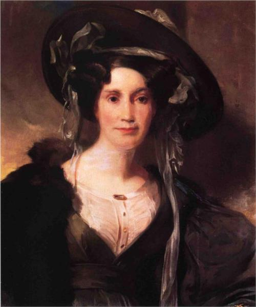Portrait of a Lady - Thomas Sully