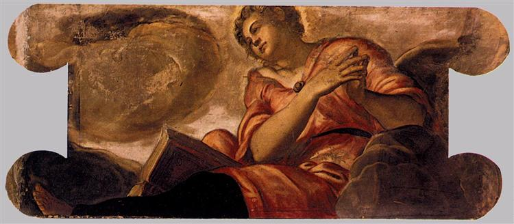 Allegory of Goodness, c.1564 - Tintoretto