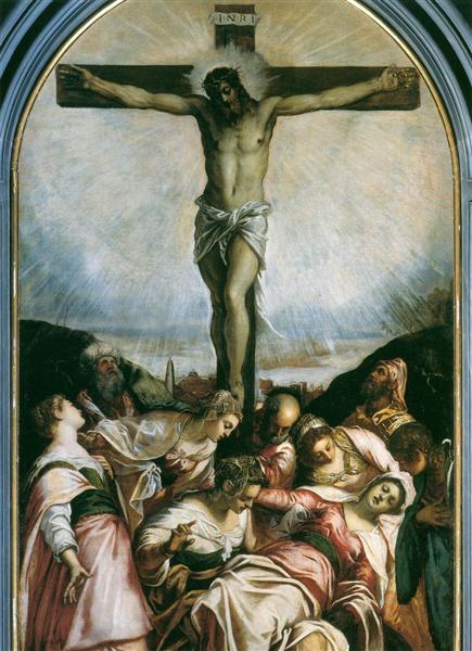 Crucifixion, c.1560 - Tintoretto