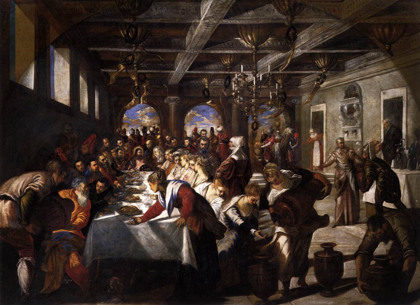 Marriage at Cana, 1561