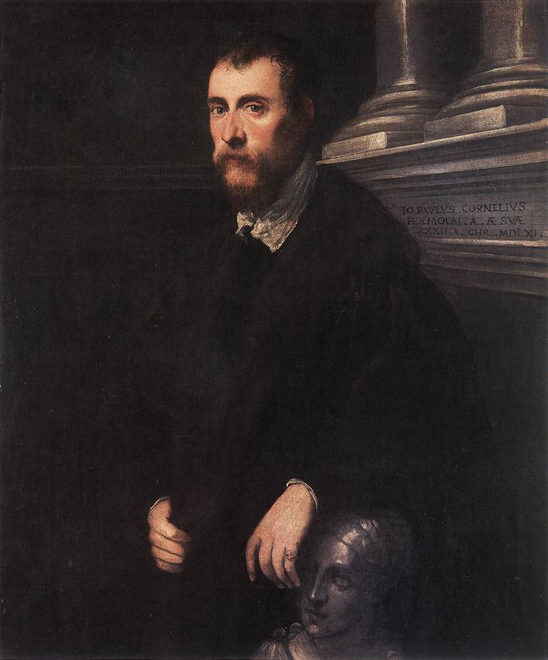 Portrait of Giovanni Paolo Cornaro, 1561