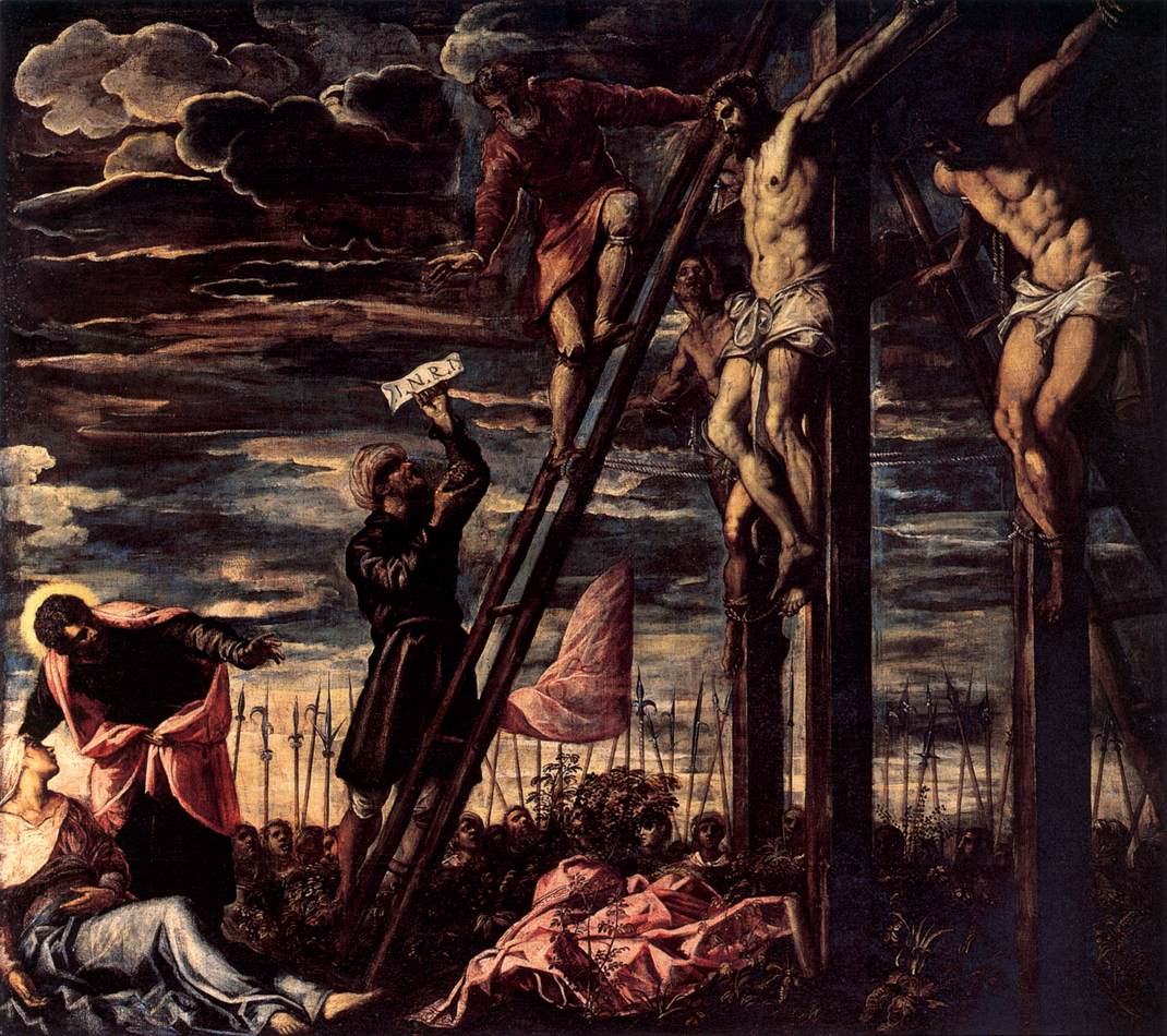 The Crucifixion of Christ, 1568