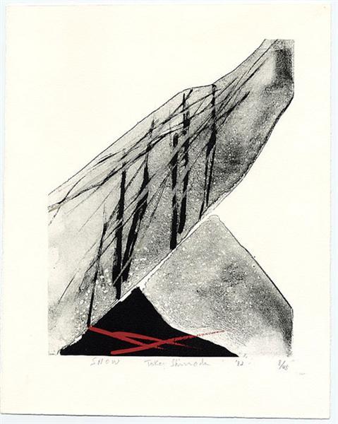 Snow, 1982 - Toko Shinoda