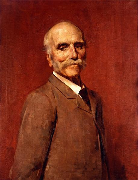 Edward Ogilvie, 1895 - Tom Roberts