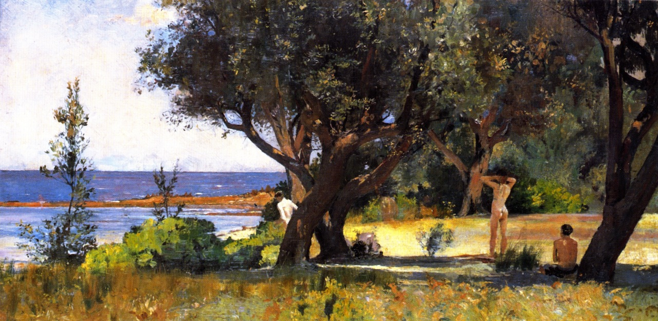 The Sunny South, 1887
