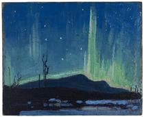 Northern Lights - Tom Thomson