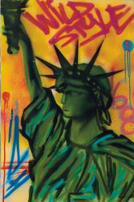 Untitled (Statue of Liberty), 1986 - TRACY 168