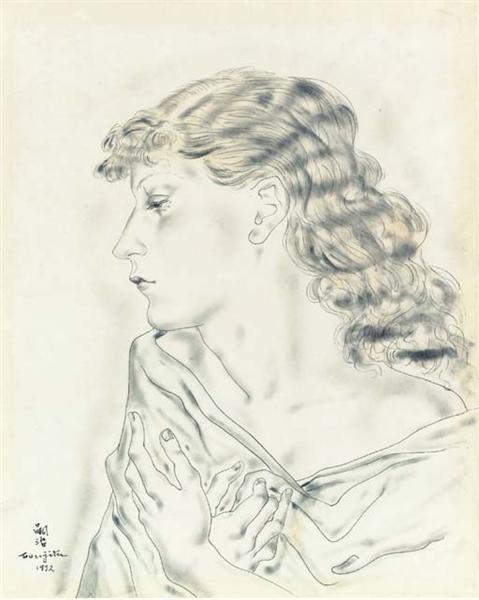 Untitled, 1932 - Tsuguharu Foujita