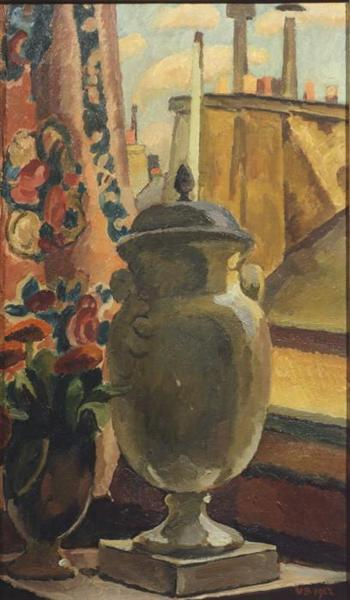 Still Life at a Window, 1922 - Vanessa Bell