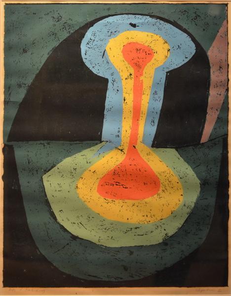 Hourglass I - Vasile Dobrian