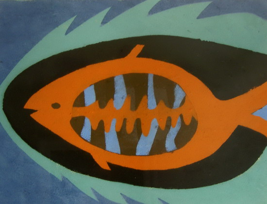 The Fish - Vasile Dobrian