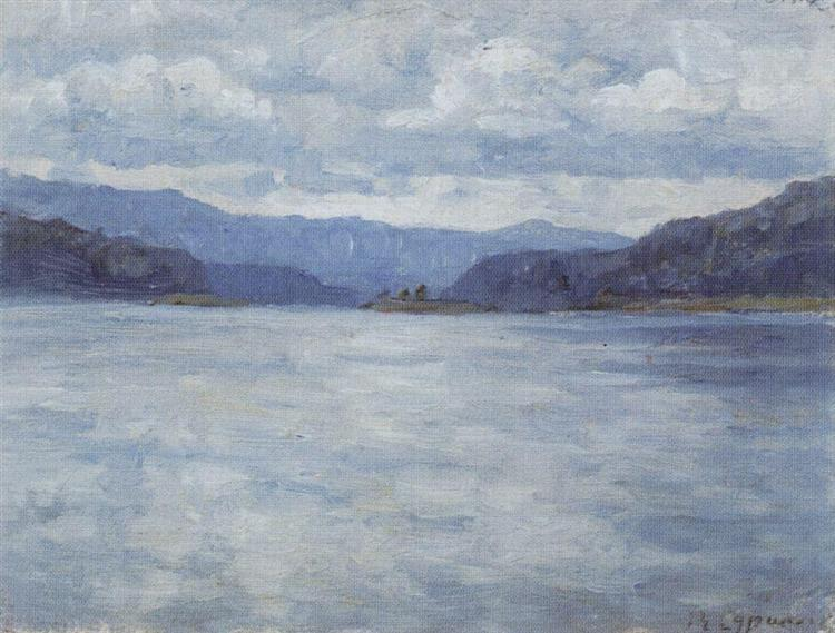Yenisey - Vasily Surikov