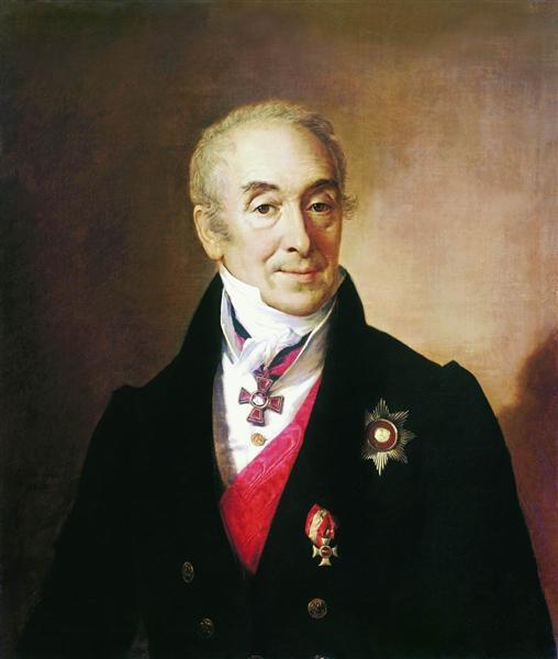 Kushnikov Prokofiev, 1828 - Vasily Tropinin