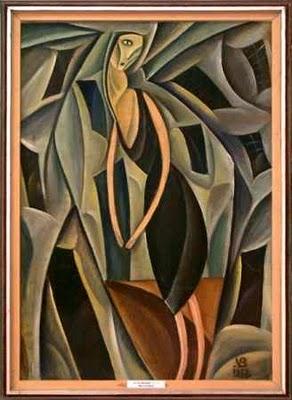 Woman Worker, 1923