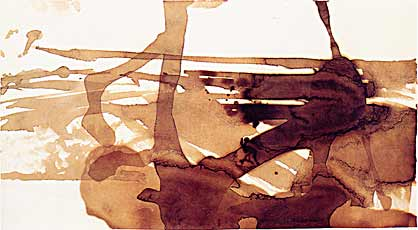 Abstract Composition - Victor Hugo