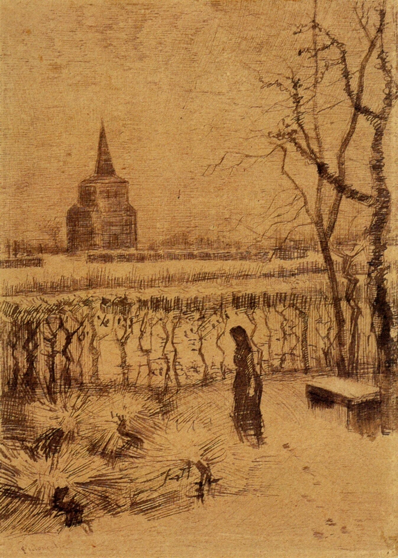 a paper on life and works of vincent van gogh Think jar collective a lesson in creative thinking from vincent van gogh completing many of his best-known works during the last two years of his life.