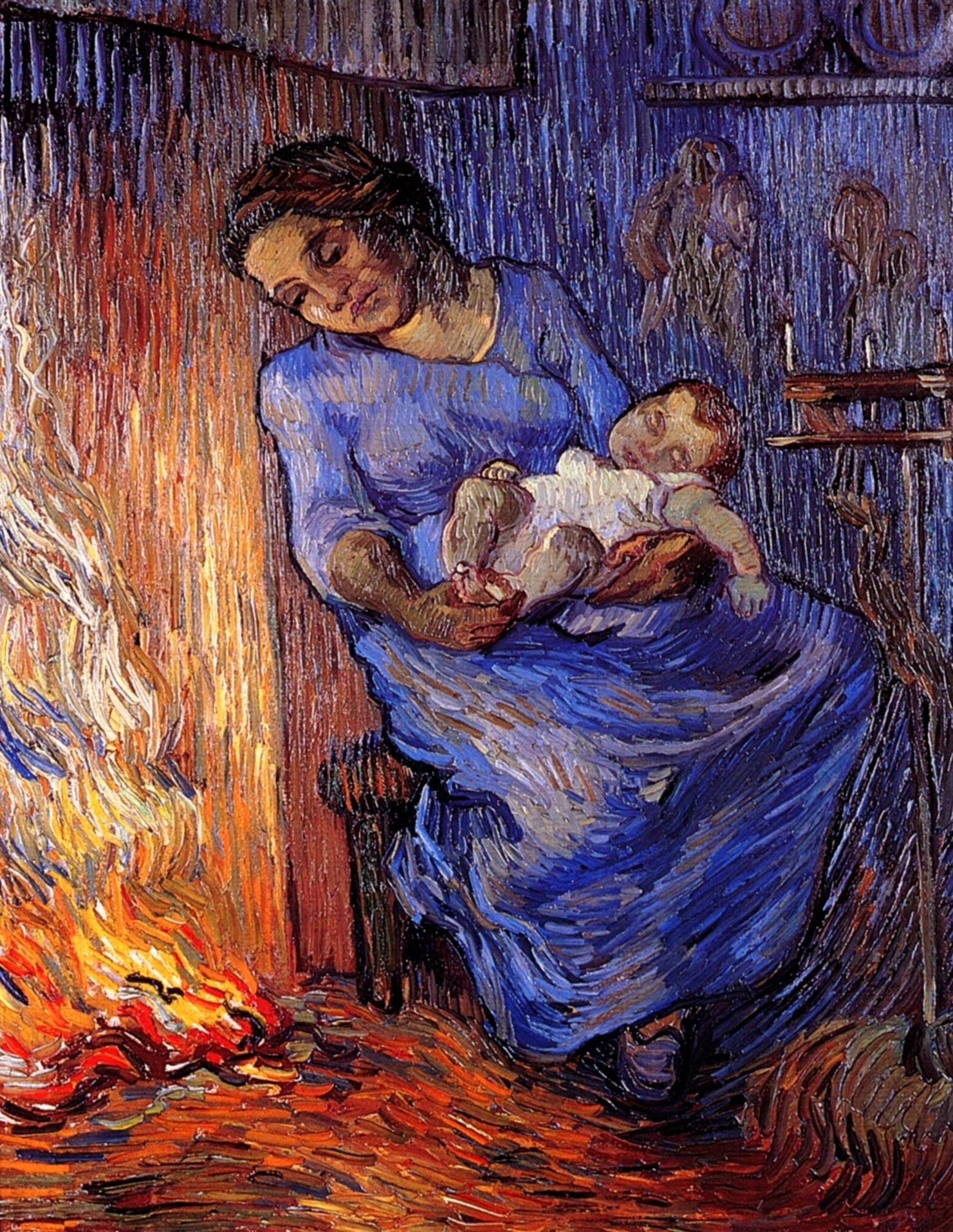 reebok runtone meilleur prix - The Man is at Sea (after Demont-Breton) - Vincent van Gogh ...