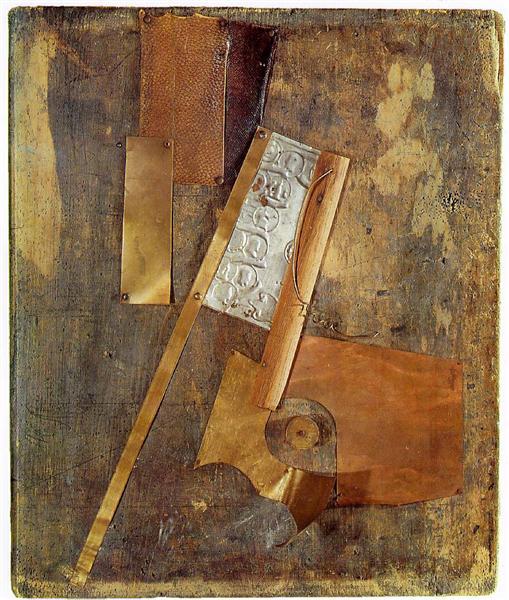Relief, 1913 - Володимир Татлін