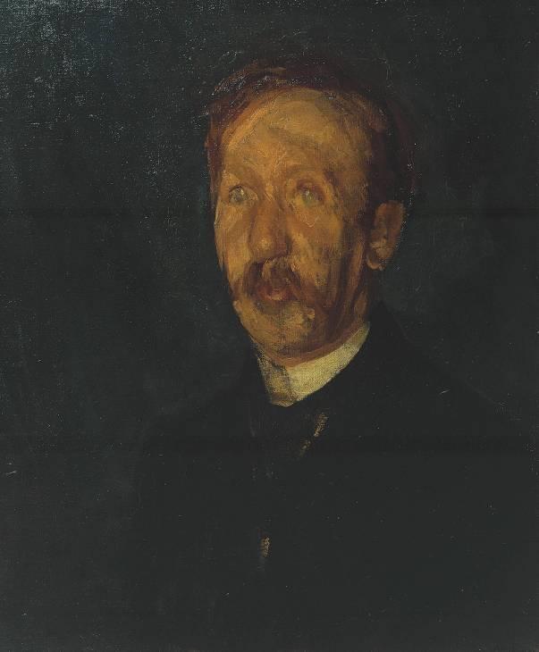 George Moore, 1890-1891