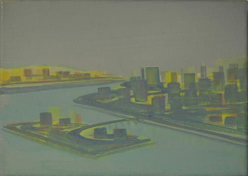 Satellite Cities, 2001 - Wanda Koop