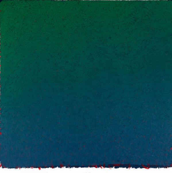 Green Stance, 1984 - Warren Rohrer