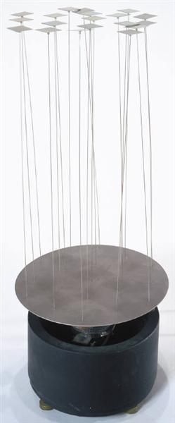 Harmonic Sculpture #11, 1968 - Wen-Ying Tsai