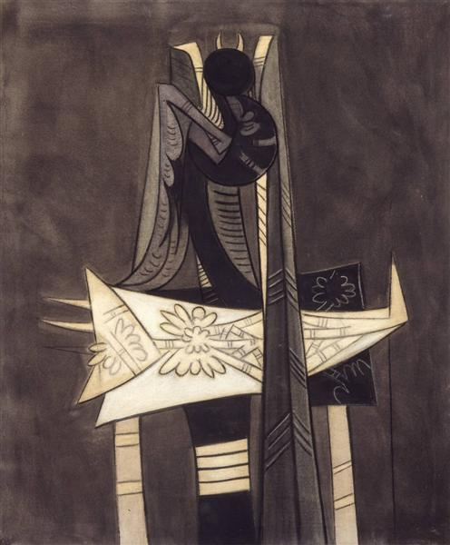 Ibaye, 1950 - Wifredo Lam
