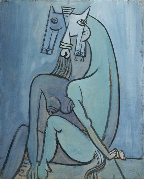 Satan, 1942 - Wifredo Lam