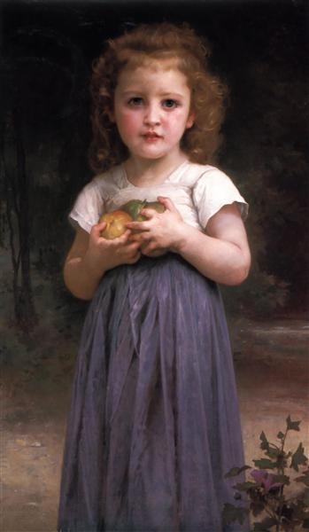 TeenandChildren, 1895 - Вильям Адольф Бугро